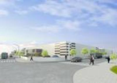 Industrial Park Project - Tangier View1
