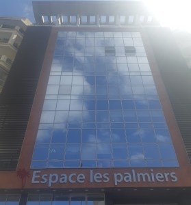 Location bureau Palmier – Casablanca View1